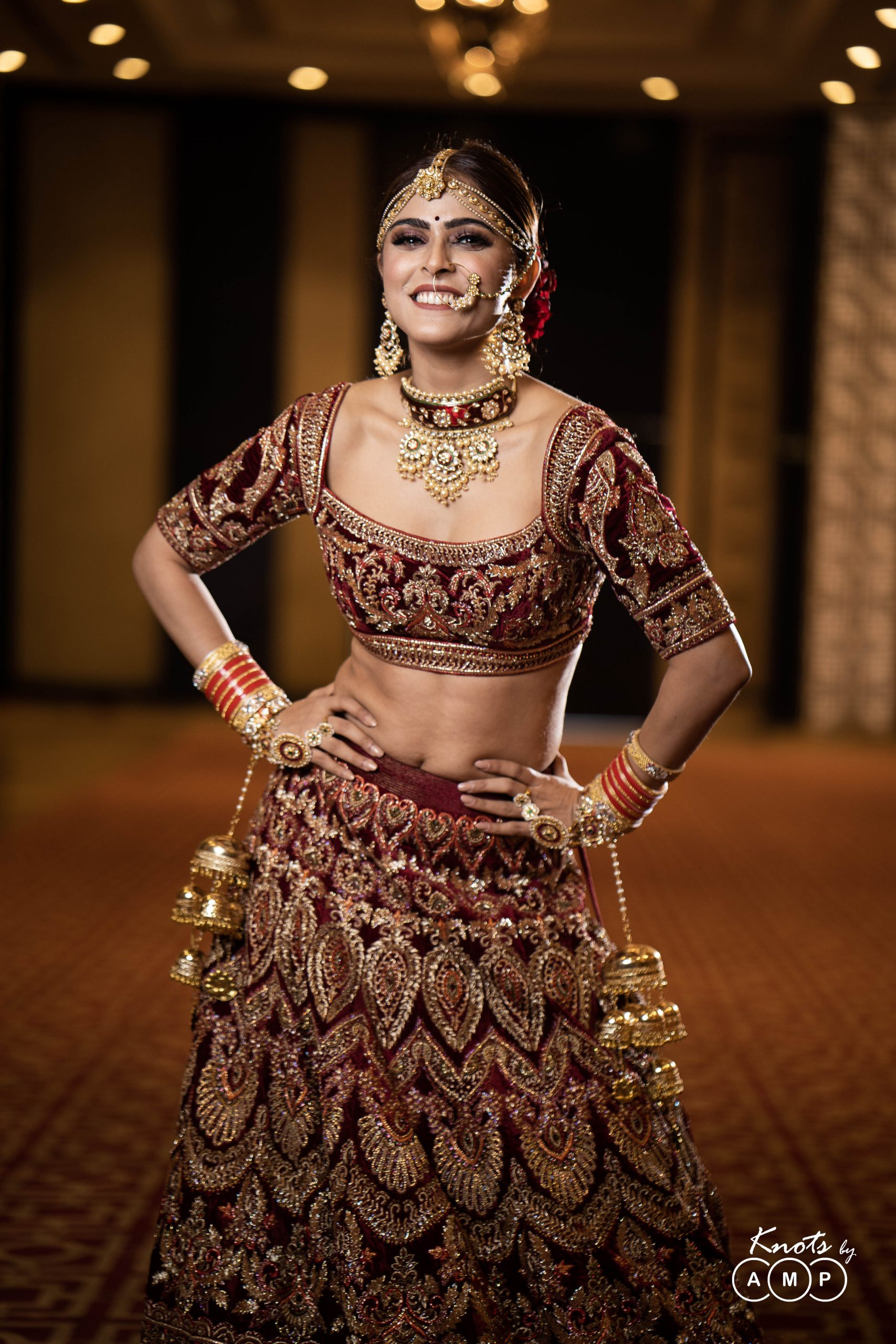 Actress Madhurima Tuli in Maathapatti by Shobha Shringar Jewellers -03