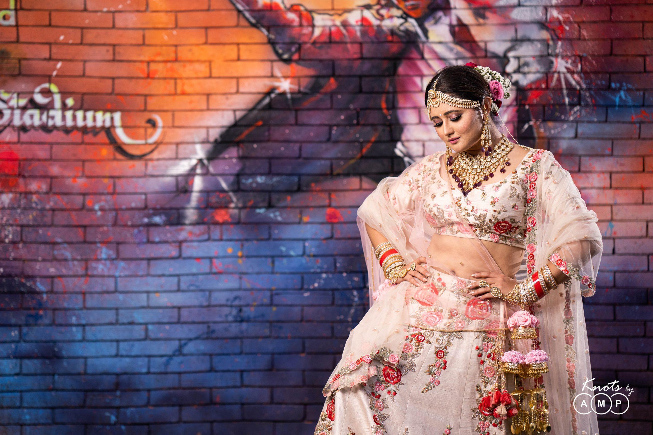 Actress Rashami Desai in Maathapatti by Shobha Shringar Jewellers -10
